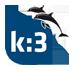 k:3 Die Seminarverwaltung Logo